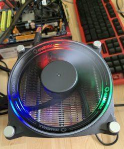 fan led cpu